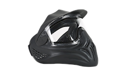 Empire Helix Thermal Lens Goggle Black
