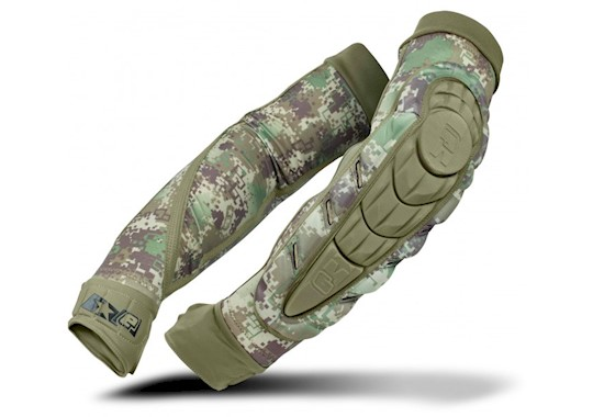 Planet Eclipse Elbow Pads HD Core HDE Camo M