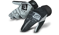 Planet Eclipse Full Finger Gloves Black XL