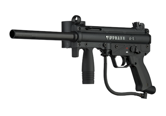 Tippmann A5 E-Grip Black