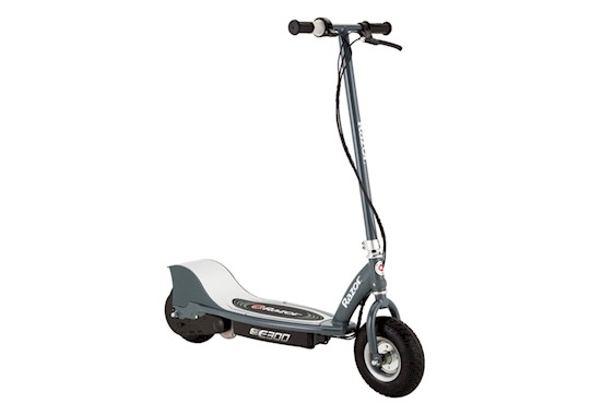 Razor E300 Electric Scooter Grey