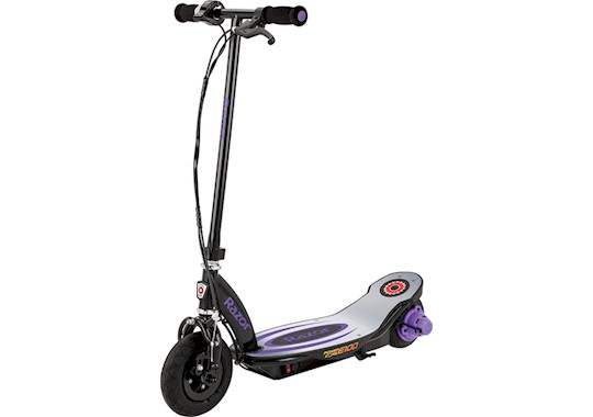 Razor E100 Power Core Scooter Purple